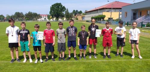 Igrzyska Dzieci w biegach 2021