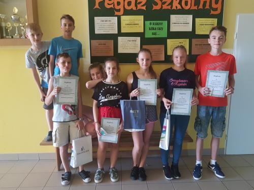 konkurs z języka niemieckiego 7 klasy