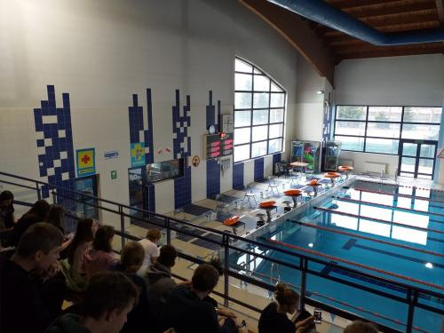 Wojewódzkie IMS w pływaniu 2019